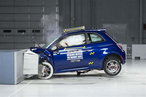 fiat 500 crash test results the 10 best worst vehicles for auto safety