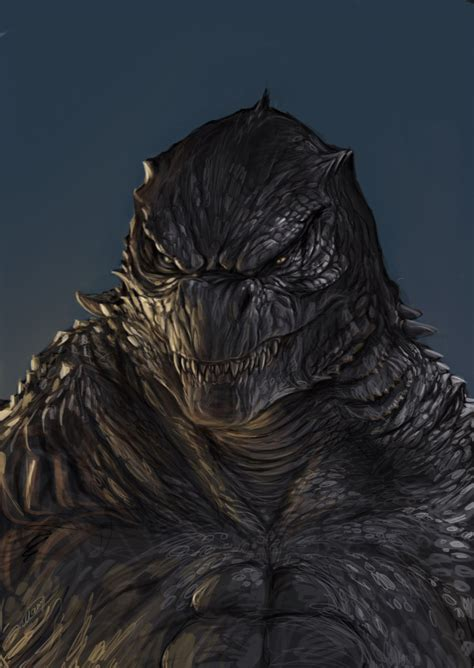7 Awesome Monsters To Be This by Godzilla By Tatianamakeeva On Deviantart