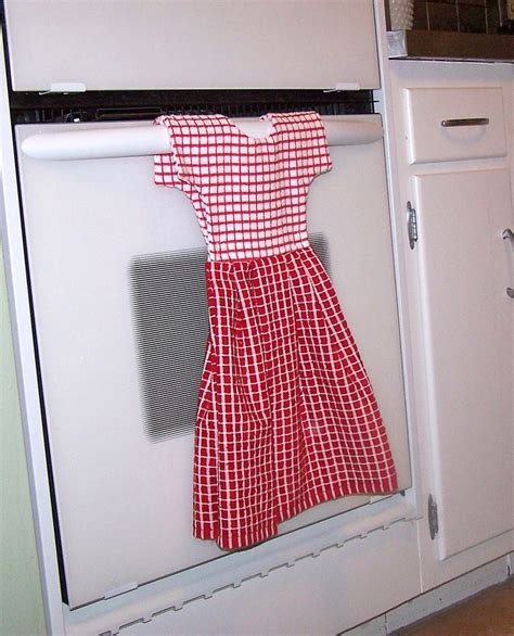 pattern for dress kitchen towel 75 best images about dress pattern kitchen towels on