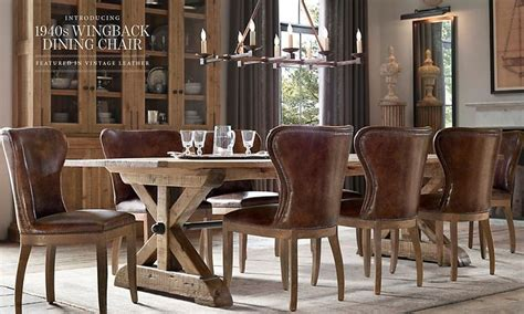 restoration hardware dining rooms rooms restoration hardware comedor dining room