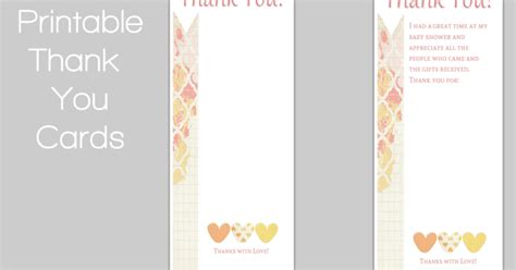 printable 4 h thank you cards moming about printable thank you card