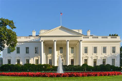 what president gave the white house its name iconic american landmarks that almost weren t reader s digest