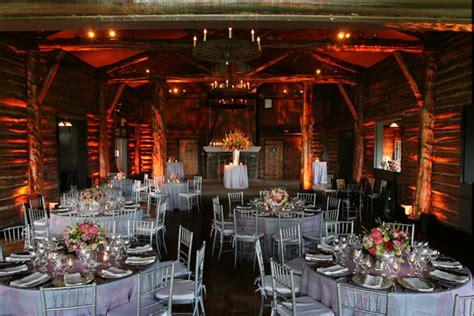 Log Cabin Wedding Venues by Presidio Log Cabin Everything Audio Visual