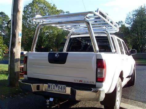 Roof Rack Rak Atas Mobil Navara ozrax australia wide ute gear ute accessories ladder racks sports bars specialists