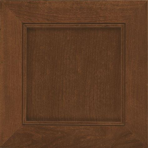 kraftmaid kitchen cabinet doors kraftmaid 15x15 in cabinet door sle in piermont cherry