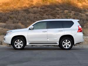 2013 lexus gx 460 luxury suv road test and review