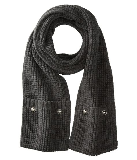 michael michael kors pocket scarf shipped free at zappos