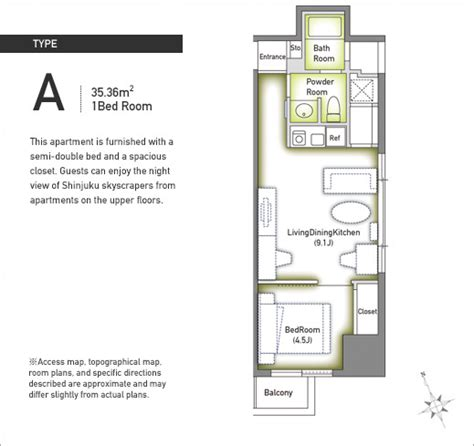 service apartment layout plan ikebukuro duplex tower a tokyo serviced apartments