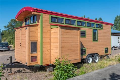 tiny house with slide out the tiny house movement 33 tiny house pictures epic