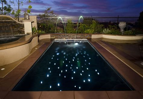 fiber optic pool lighting installation the rajan pool inground pool lights