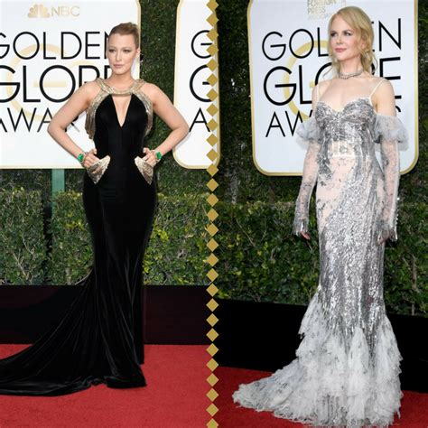 I Stuff Live Blogs The Golden Globes by Spotlight On The Golden Globes Black And White Trend