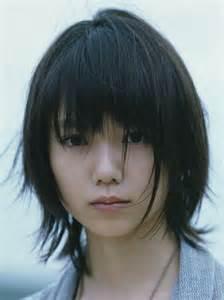 1000 ideas about medium asian hairstyles on