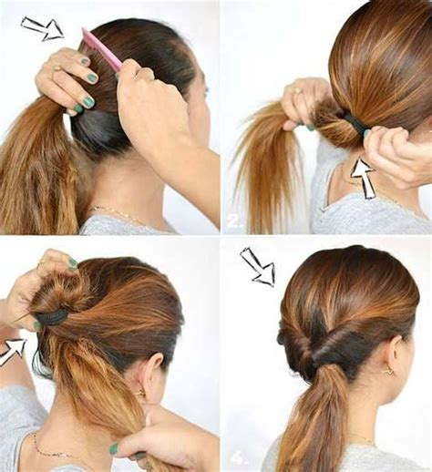 Pretty Hairstyles For School Step By Step by Step By Step Hairstyles For School Hairstyles