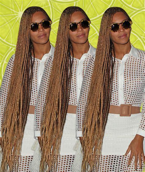 beyonce braids hairstyles beyonce braid hairstyles essence com