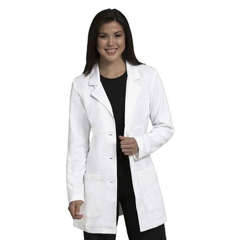 Coat Vivi vivi chic lab coat in white medcouture lab coats