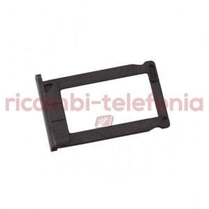 porta sim iphone 4 26206f porta sim per iphone 3g 3gs nero compatibile