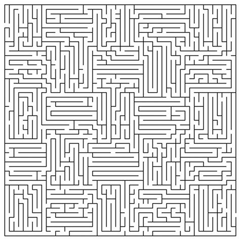 printable mazes intermediate photo archive printable mazes for adults