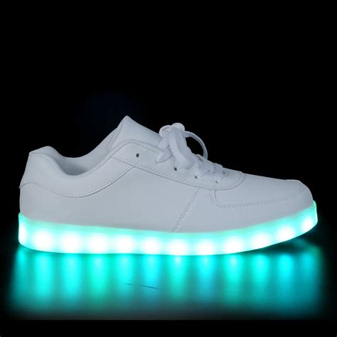 name brand light up shoes 2016 light up led luminous shoes color glowing
