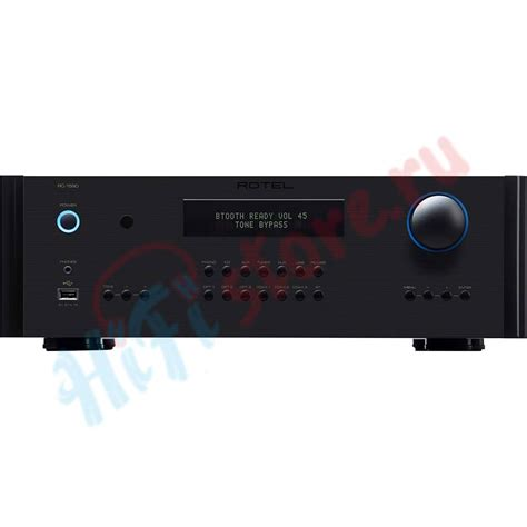 Speaker Bluetooth Kiseki rotel rc 1590 black bluetooth rotel hi fi store