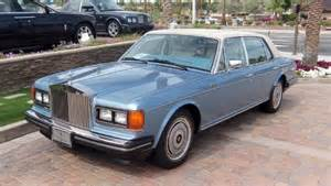 1989 Rolls Royce Silver Spur 1989 Rolls Royce Silver Spur Information And Photos