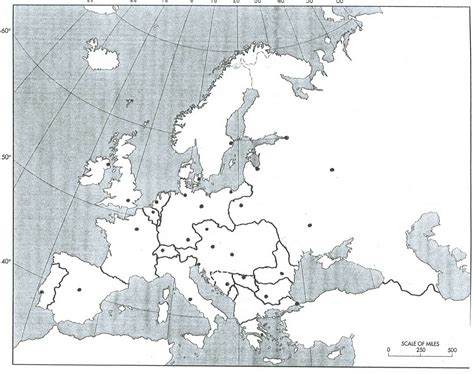 printable map europe 1914 history 464 europe since 1914 unlv