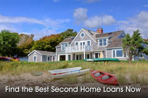 how to buy a second home with money