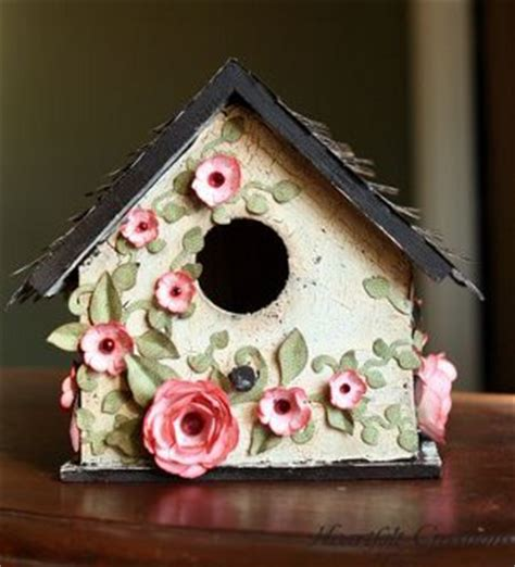 Bird House Decorating Ideas by Bloom Birdhouse Favecrafts