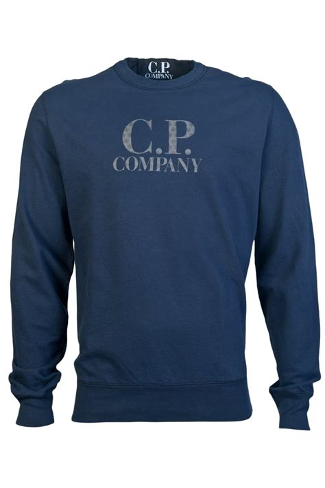 cp company sweatshirt jumper cpuf03258002246 887 clothing from sage clothing uk
