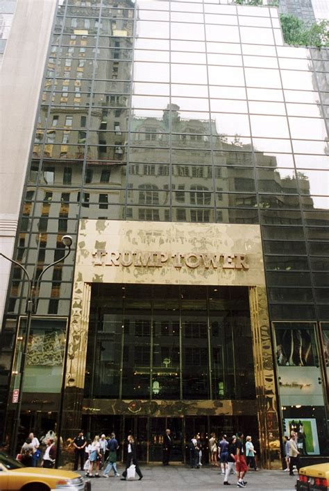 trumps home in trump tower top trump the donald s new 70 storey luxury hotel in