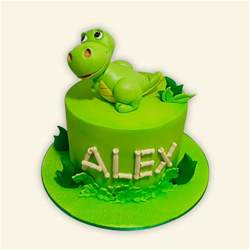 dinosaur cake 3d with t rex figure for birthday boy household tips highscorehouse com