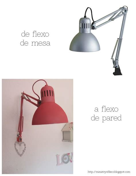 Tertial L by Deconi 241 Os L 225 Mpara Diy Con Un Flexo De Paperblog