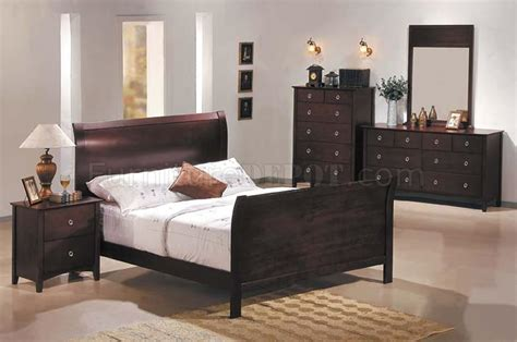 Oversized Headboard by Cappuccino Bedroom With Oversized Headboard