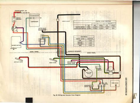 ve commodore air con wiring diagram jvohnny