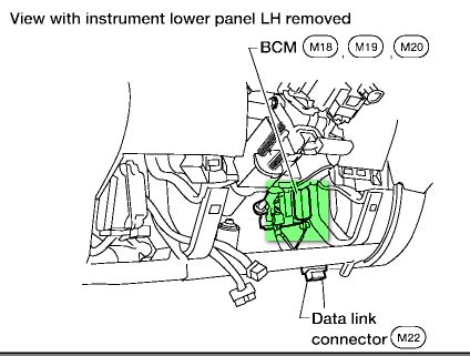 08 nissan an wiring diagram light nissan headlight wiring