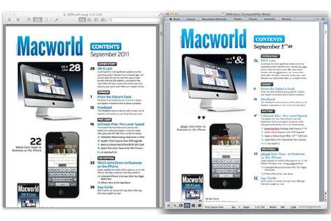 como convertir imagenes a pdf mac c 243 mo convertir archivos pdf a word y otros formatos