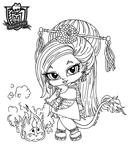 monster high coloring pages bebo pandco