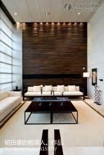 Wood Walls In Living Room wooden living room sofa wall renderings living room