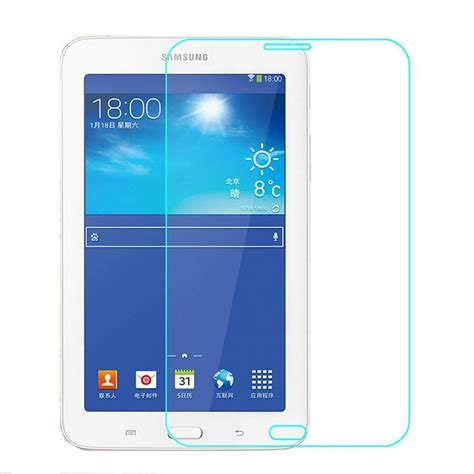 Second Samsung Tab 3 T116 folie protectie tempered glass tableta samsung t116 sm t116 tab 3