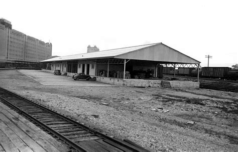 centropolis missouri depot the frisco a look back at