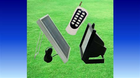 solar light with remote solar flood light with remote greenlytes