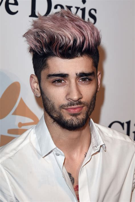 zayn malik favorite color 11 summer hairstyles to from your crush
