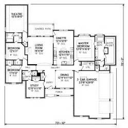 Home Design Floor Plans Floor Plan 6171 4