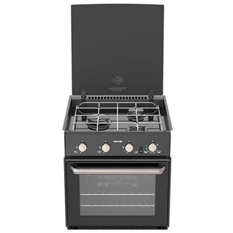thetford spinflo triplex gas hob oven grill cooker campervan caravan motorhome boat cooker
