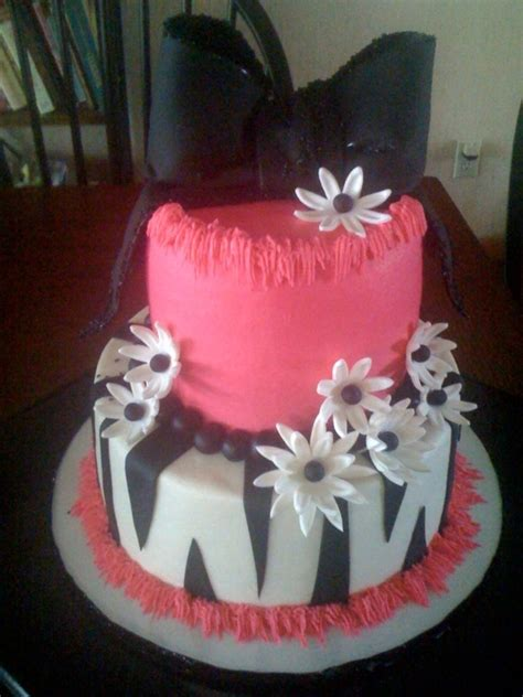 zebra pattern birthday cake birthday cakes images perfectly cute 9 year old birthday