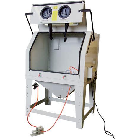 allsource blast cabinet model 41800 allsource abrasive blast cabinet 46in model