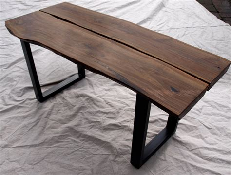 Live Edge Walnut Coffee Table Live Edge Coffee Table