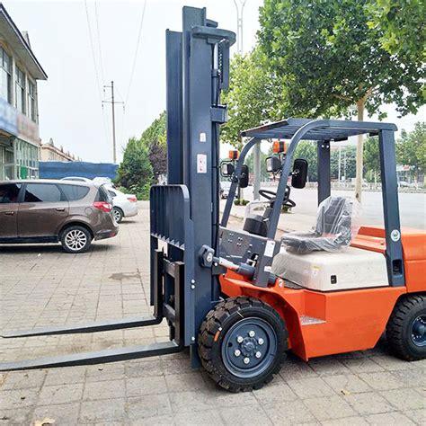 3t Heli Manual Forklift Cpcd30 On Sale