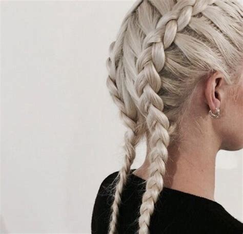 pics of french plaited hair 17 best ideas about boxer braids on pinterest boxer