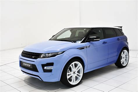 range rover light blue wallpapers 2013 range rover evoque si4 light blue automobile