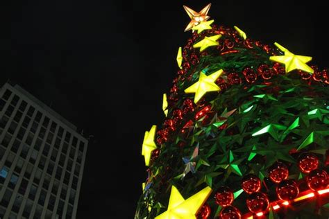 14 of the most unique 14 of the most unusual christmas trees in the world